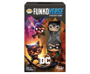 Catwoman and Robin Funkoverse Strategy Game из комиксов DC Comics