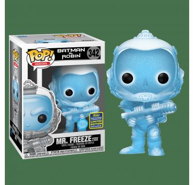 Мистер Фриз блестящий (Mr. Freeze Glitter (Эксклюзив SDCC 2020)) из фильма Бэтмен и Робин (1989) DC Comics
