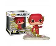 Flash Running Jim Lee Deluxe (Эксклюзив Gamestop) из комиксов DC Comics