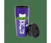 Joker Straight Outta Gotham Metal Travel Mug Pyramid из комиксов DC Comics