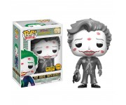 Joker with Kisses Black and White (Эксклюзив (Chase)) из комиксов DC Bombshells