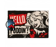 Harley Quinn Hello Puddin' door mat Pyramid из комиксов DC Comics
