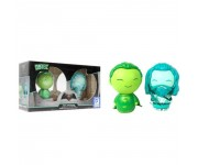 Superman Green and Aquaman Blue Dorbz (Эксклюзив) из комиксов DC Comics