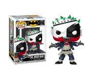 The Joker King (Эксклюзив Funko Shop) из мультсериала Batman Beyond DC Comics 416