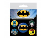 Batman Badge Pack из комиксов DC Comics