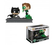 Green Lantern and Batman Jim Lee Comic Moments (Эксклюзив Gamestop) из комиксов DC Comics