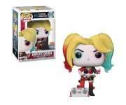 Harley Quinn with Boombox (Эксклюзив Previews Exclusive (PREORDER)) из комиксов DC Comics