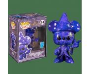 Sorcerer Mickey Blue Art Series 80th Anniversary с протектором Stack (preorder WALLKY) из мультфильма Fantasia 14
