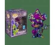 Sorcerer Mickey Purple and Green Art Series 80th Anniversary (preorder WALLKY) из мультфильма Fantasia Disney 15