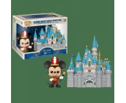 Sleeping Beauty Castle and Mickey Mouse из серии Disneyland 65th Anniversary