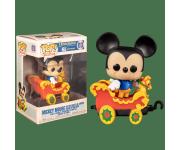 Mickey Mouse on Casey Jr. Circus Train Attraction Trains из серии Disneyland 65th Anniversary 03