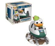 Matterhorn Bobsleds Attraction with Donald Duck Ride из серии Disneyland 65th Anniversary