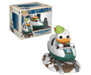 Matterhorn Bobsleds Attraction with Donald Duck Ride из серии Disneyland 65th Anniversary