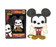 Mickey 4-inch Enamel Pin из мультфильмов Disney