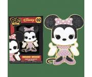 Minnie 4-inch Enamel Pin из мультфильмов Disney