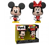 Mickey and Minnie Vynl. из мультиков Disney