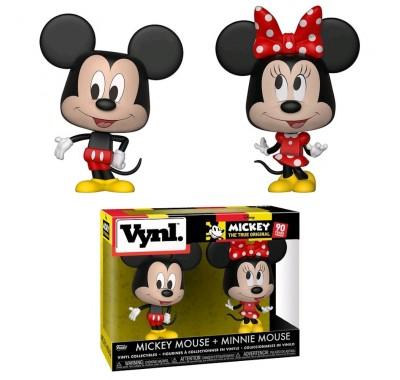 Микки Маус и Минни Винл. (Mickey and Minnie Vynl.) из мультиков Дисней