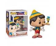 Pinocchio with Jiminy (Эксклюзив Pop in a Box) из мультфильма Pinocchio
