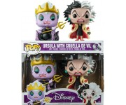 Ursula and Cruella De Vil 2-pack (Эксклюзив) из серии Disney Villains