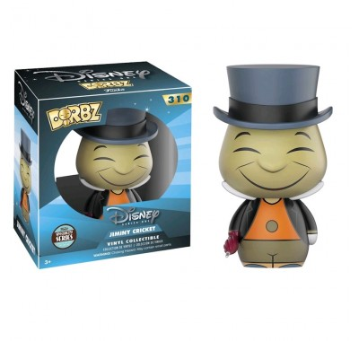 Сверчок Джимини Дорбз (Jiminy Cricket Dorbz (Эксклюзив)) из мультика Дисней