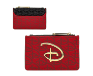 Disney Logo Debossed Cardholder (PREORDER ZS) из фильма Disney