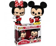 Mickey Mouse and Minnie Mouse Valentine 2-pack (Эксклюзив) из мультиков Disney