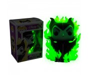 Maleficent with Flames GitD (Chase Эксклюзив Hot Topic) из мультика Sleeping Beauty