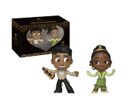 Tiana and Navin mystery minis 2-pack из мультика Princess and the Frog