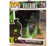 Maleficent as Dragon with Flames Metallic GitD 6-inch (Эксклюзив BoxLunch) из серии Disney Villains