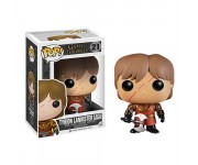 Tyrion Lannister with Scar and Battle Armor из сериала Game of Thrones
