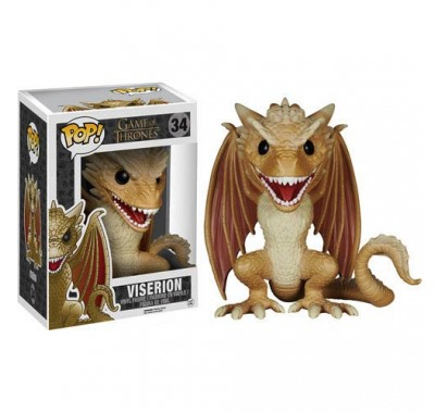 Viserion Dragon 6-Inch из сериала Game of Thrones