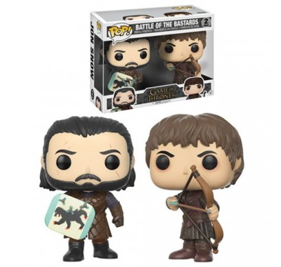 Битва бастардов (Battle of the Bastards 2-pack (First to Market)) из сериала Игра престолов