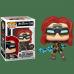 Черная Вдова светящаяся (Black Widow GitD (Chase)) из игры Мстители Марвел