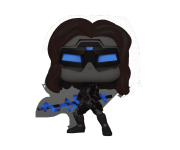Black Widow GitD (Chase) из игры Marvel's Avengers