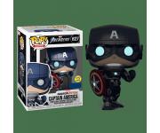 Captain America GitD (PREORDER ROCK) (Эксклюзив Best Buy) из игры Marvel's Avengers