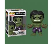 Hulk из игры Marvel's Avengers
