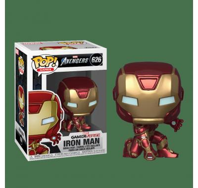 Железный Человек (Iron Man) из игры Мстители Марвел