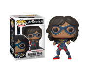 Kamala Khan Ms. Marvel из игры Marvel's Avengers