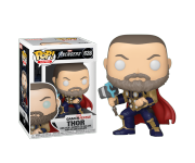 Thor из игры Marvel's Avengers