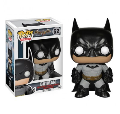 Бэтмен (Batman) из игры Бэтмен: Лечебница Аркхэм