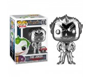 Joker Silver Chrome (Эксклюзив Target) (preorder WALLKY) из игры Batman: Arkham Asylum