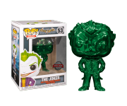 The Joker Green Chrome (Эксклюзив Target) из игры Batman: Arkham Asylum 53