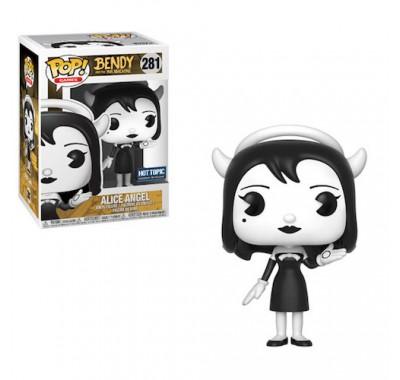 Ангел Алиса (Alice Angel) из игры Бенди и чернильная машина
