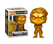 Handsome Jack Metallic Gold (Эксклюзив E3) (preorder WALLKY P) из игры Borderlands