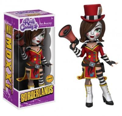 Безумная Мокси в красном (Mad Moxxi Red Rock Candy (Vaulted (Chase))) из игры Бордерлендс