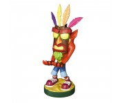 Aku Aku Cable Guy (PREORDER ZS) из игры Crash Bandicoot