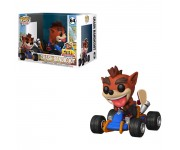 Crash Bandicoot in Go-Kart Ride из игры Crash Team Racing Nitro-Fueled
