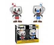 Cuphead and Mugman Vynl. из игры Cuphead
