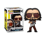 Johnny Silverhand with Guns (preorder WALLKY) из игры Cyberpunk 2077