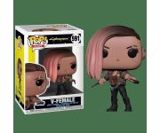 V-Female (preorder WALLKY) из игры Cyberpunk 2077